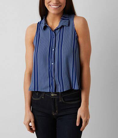 Lush Striped Shirt