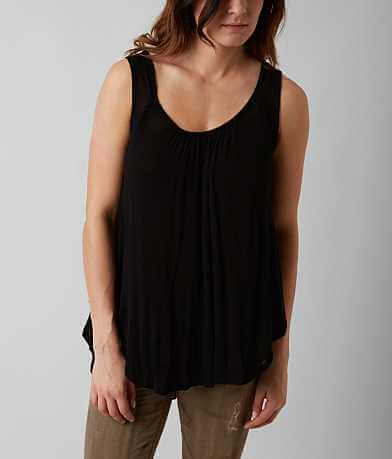 Lush High Low Hem Tank Top