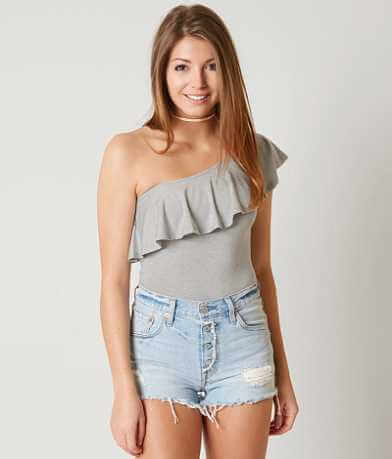 Lush One Shoulder Bodysuit