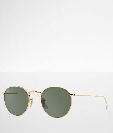 Ray-Ban® Round Metal Sunglasses