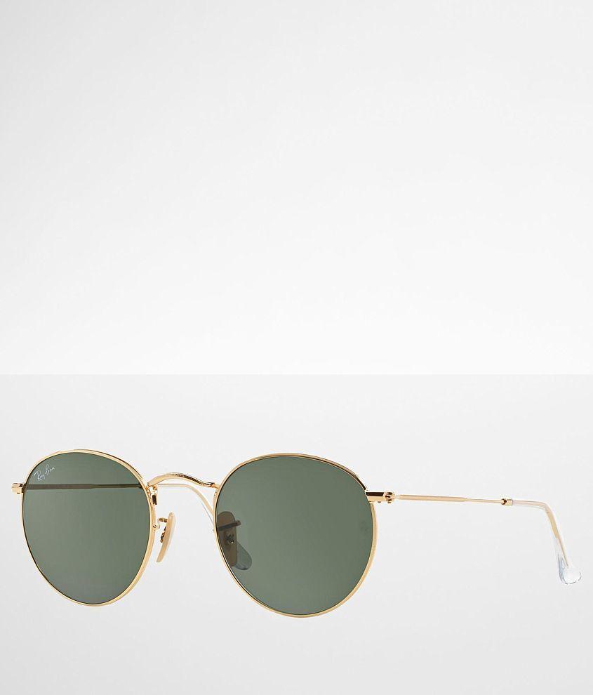 b330e63539e Ray-Ban® Round Metal Sunglasses - Women s Accessories in Gold ...