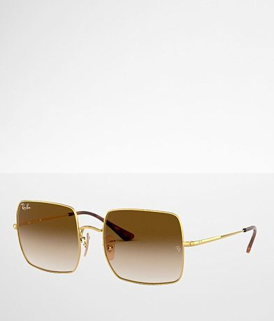 Ray-Ban® Oversized Square Sunglasses