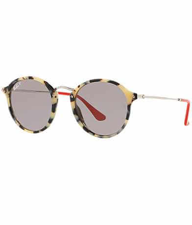Ray-Ban® Erika Round Polarized Sunglasses