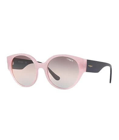 Vogue Eyewear Color Block Sunglasses