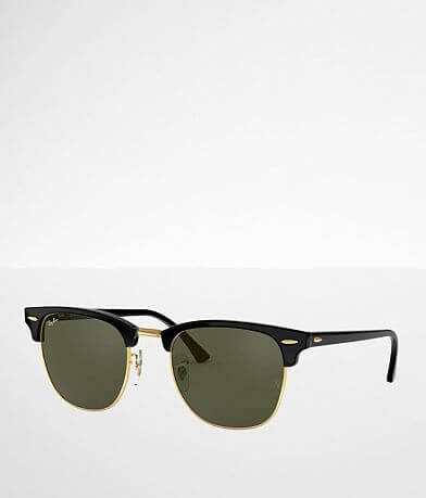 Ray-Ban® Clubmaster Polarized Sunglasses