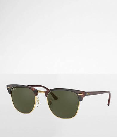 Ray-Ban® Polarized Clubmaster Sunglasses