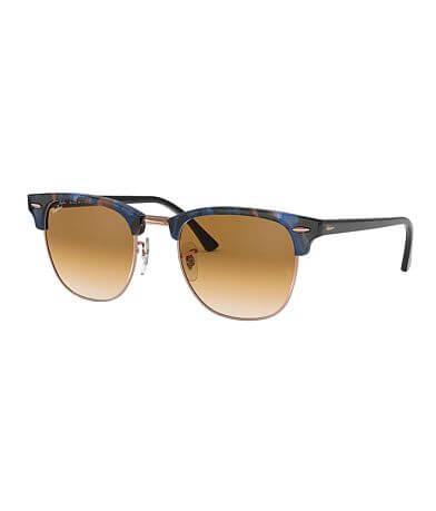 Ray-Ban® Clubmaster Fleck Sunglasses