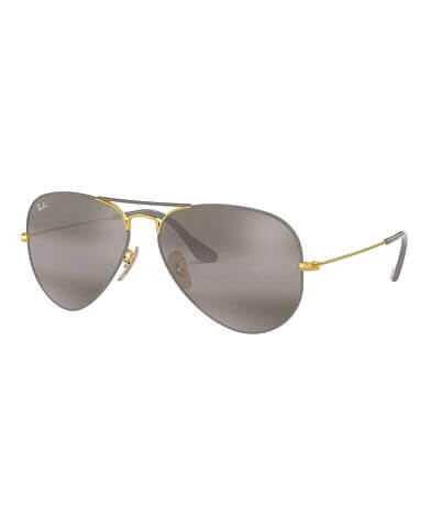 Ray-Ban® Aviator 55 Sunglasses