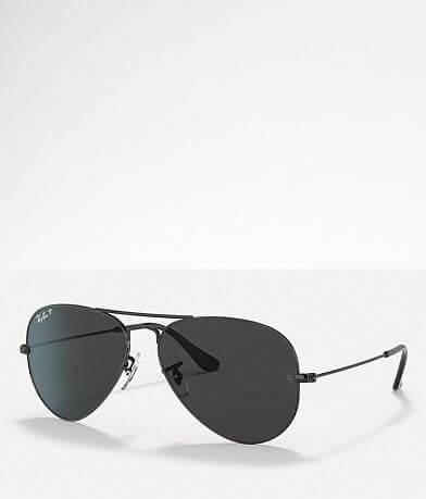 Ray-Ban® Aviator Polarized Sunglasses