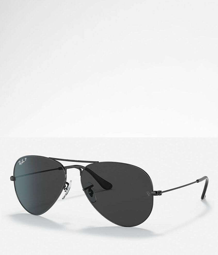 Ray-Ban® Aviator Polarized Sunglasses front view