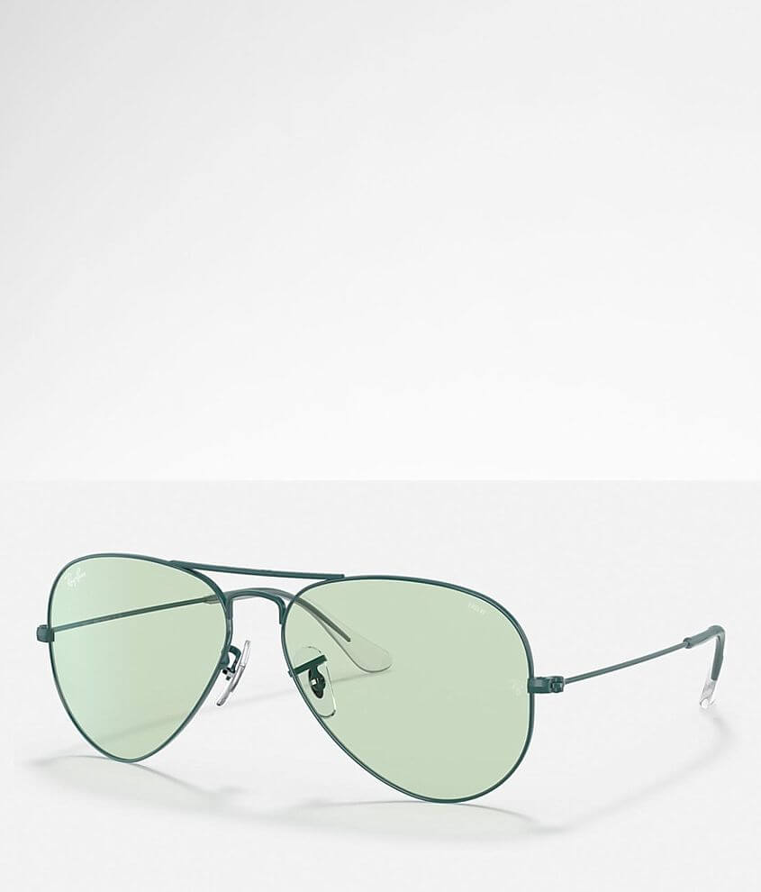 Ray-Ban® Evolve Aviator Sunglasses front view