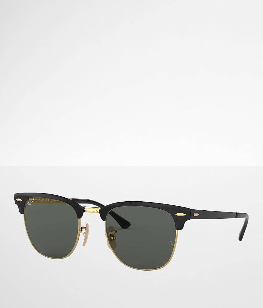 Ray-Ban® Clubmaster Polarized Sunglasses front view