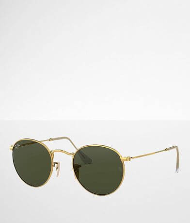 Ray-Ban® Round Metal Sunglasses