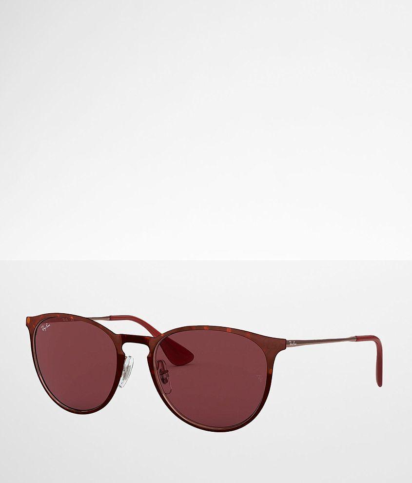 Ray-Ban® Erika Tortoise Sunglasses front view