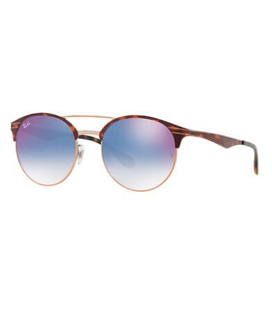 Ray-Ban® Highstreet Tortoise Sunglasses
