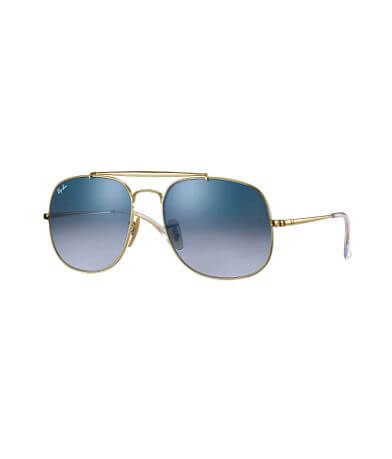 Ray-Ban® Squared Aviator Sunglasses