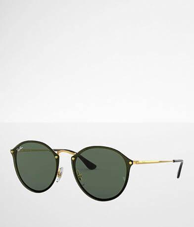 Ray-Ban® Blaze Round Sunglasses
