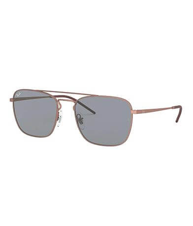 Ray-Ban® Square Aviator 55 Sunglasses