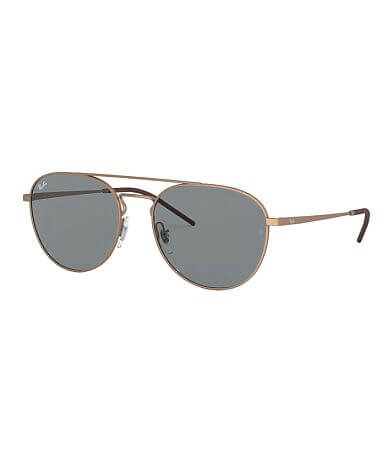 Ray-Ban® Round Aviator 55 Sunglasses