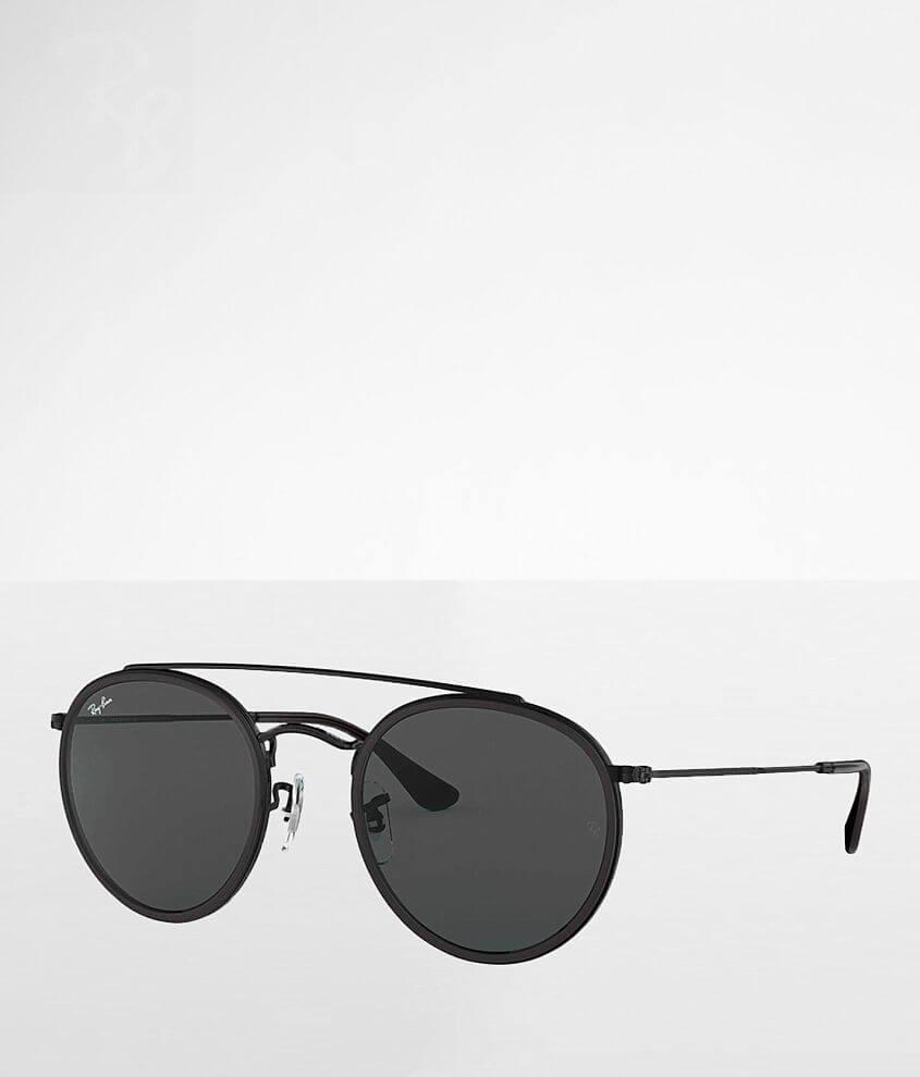Ray-Ban® Double Bridge Aviator Sunglasses front view