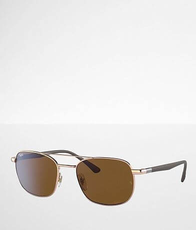 Ray-Ban® Chromance® Aviator Sunglasses