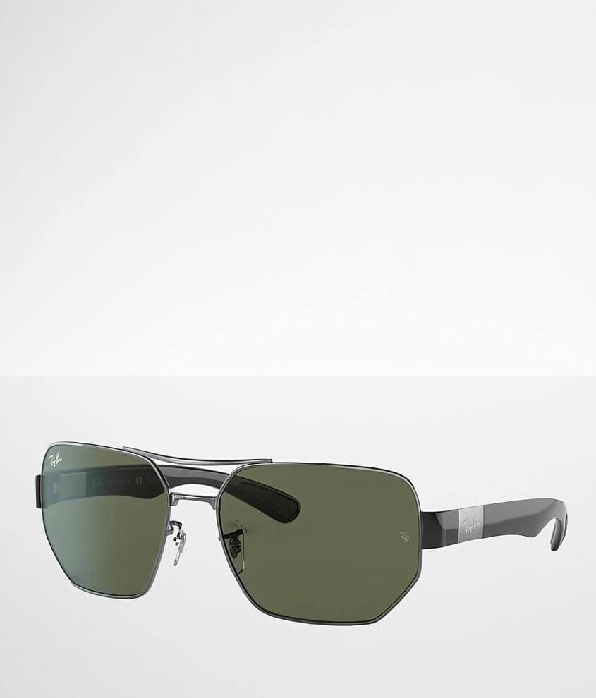 Ray-Ban® Gunmetal Sunglasses front view