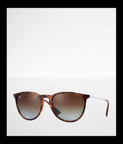 Ray-Ban® Round Erika Polarized Sunglasses