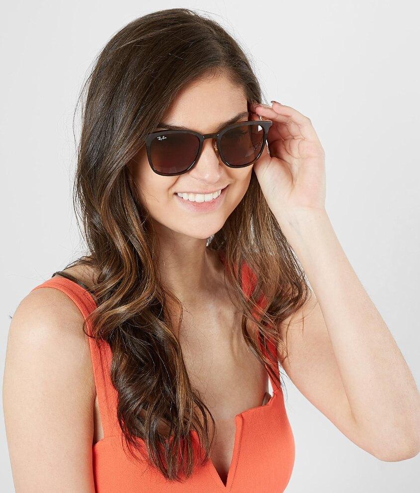 5e95095620 ... get ray ban erika tortoise sunglasses womens accessories in brown  tortoise buckle f3982 4e458 ...