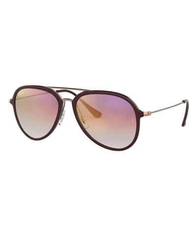 Ray-Ban® Rimmed Aviator Sunglasses