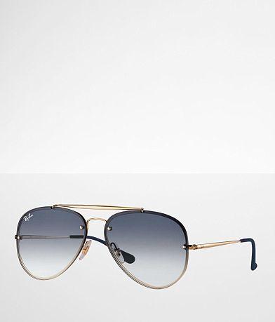 Ray-Ban® Blaze Aviator Sunglasses