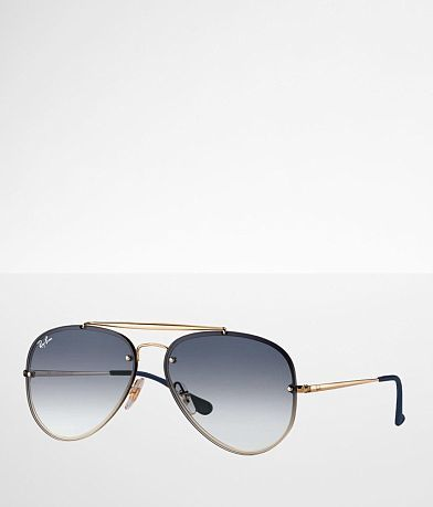 Ray-Ban® Blaze Aviator Sunglasses