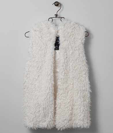 Me Jane Faux Fur Vest