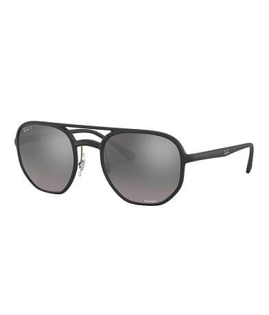 Ray-Ban® Aviator 53 Polarized Sunglasses