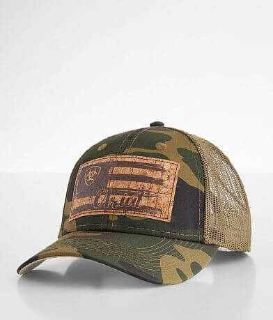 Ariat Camo Baseball Hat