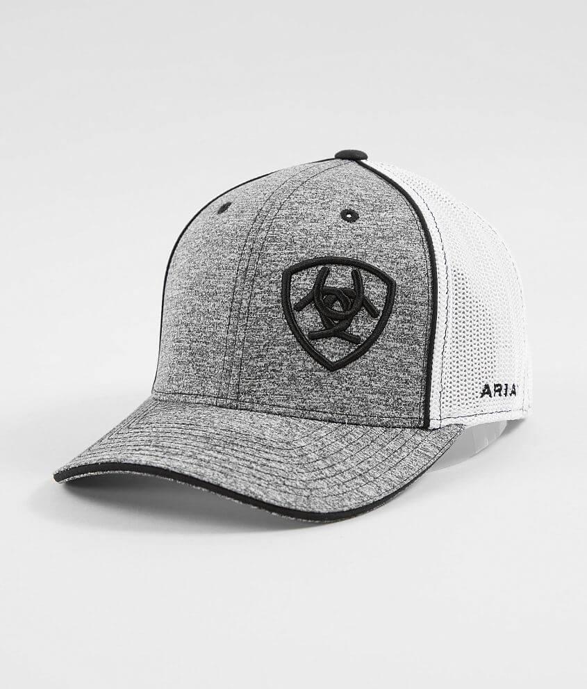 8d0af090712 Ariat 110 Stretch Trucker Hat