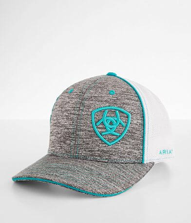Ariat Logo 110 Flexfit Trucker Hat