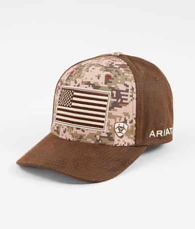Ariat USA Flag Hat