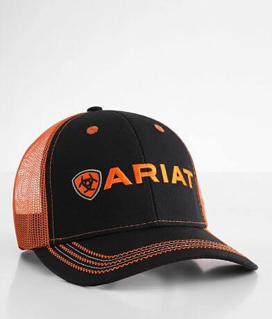 Ariat Color Block Trucker Hat