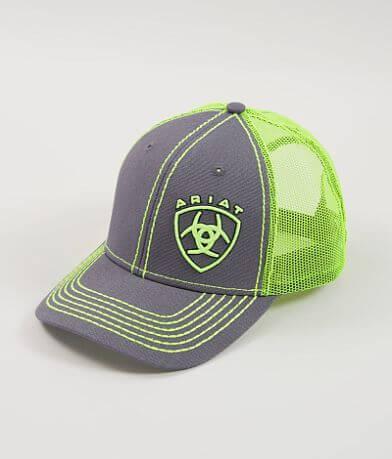 Ariat Offset Trucker Hat