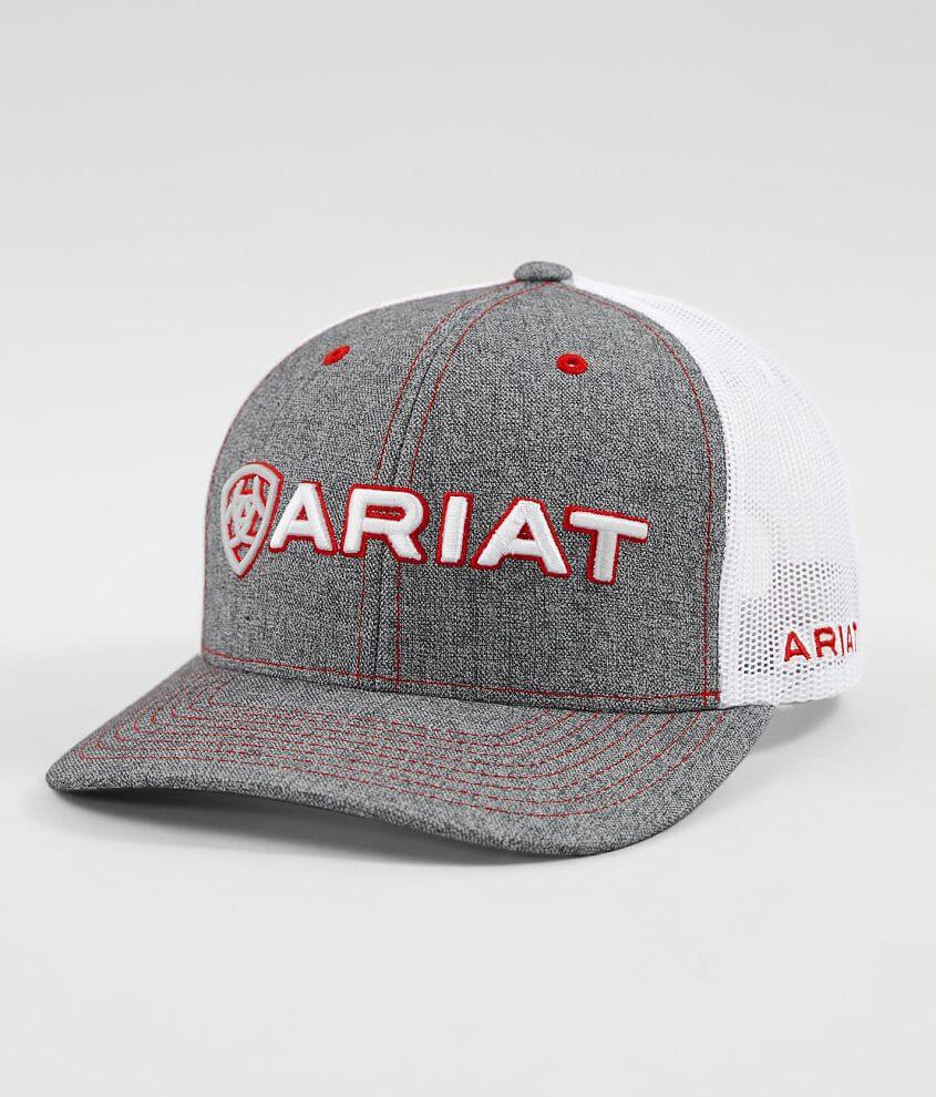 Ariat Embroidered Trucker Hat front view