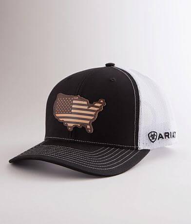 Ariat USA Patch Trucker Hat
