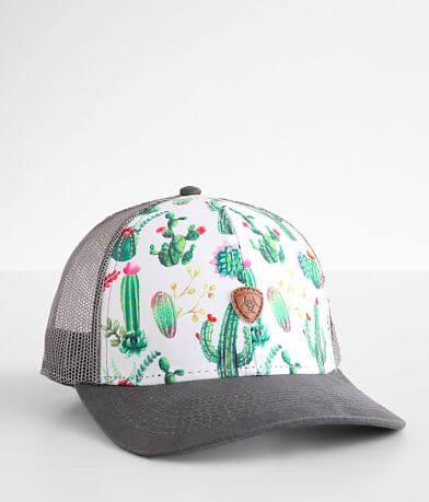 Ariat Cactus Trucker Hat