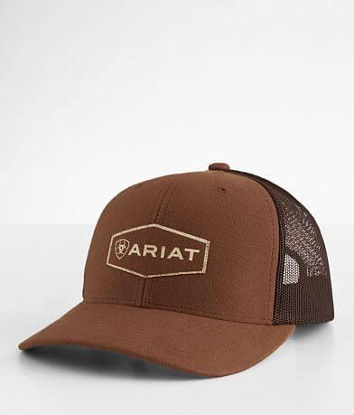 Ariat Logo Trucker Hat
