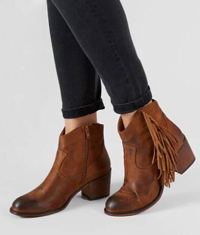 Blazin Roxx Fringe Ankle Boot