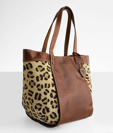 Ariat Bristol Structured Leather Tote