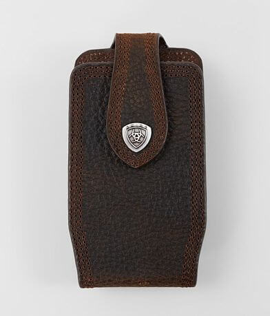 Ariat Leather Cell Phone Holster