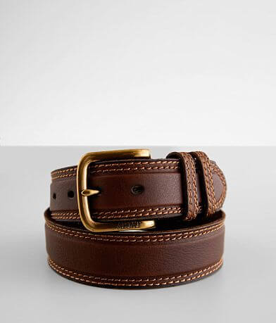 Ariat Double Stitch Leather Belt