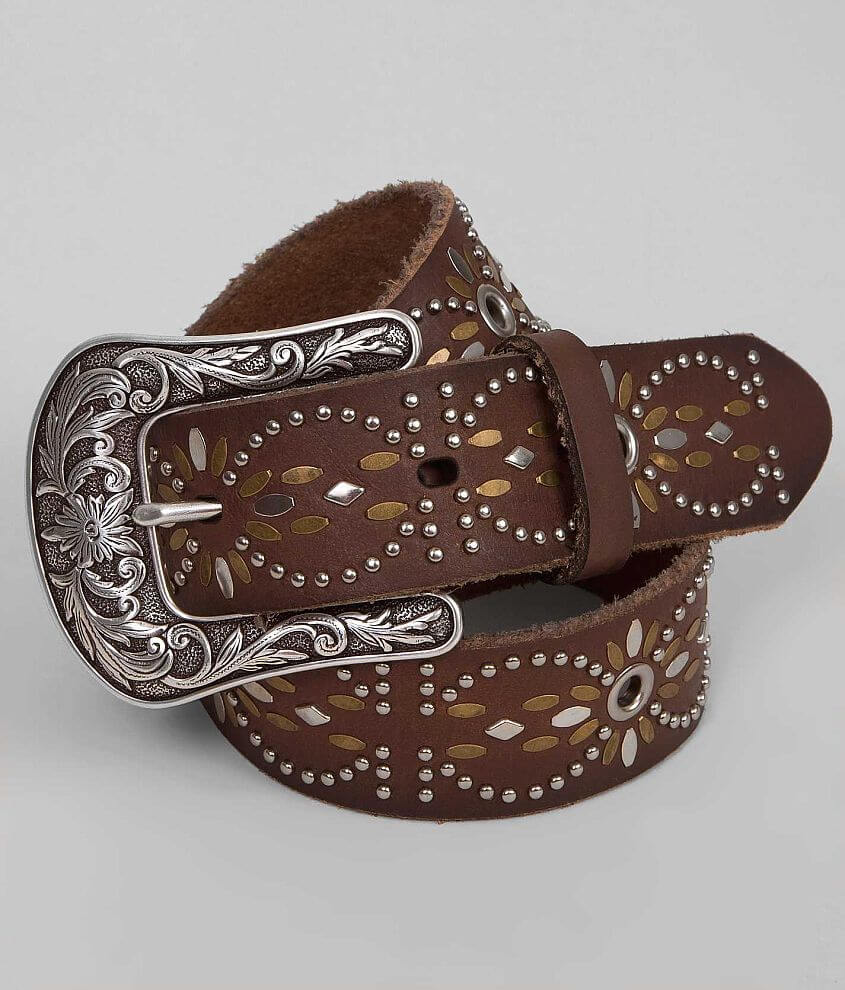 Ariat Studded Belt front view