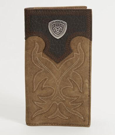 Ariat 2 Tone Rodeo Wallet