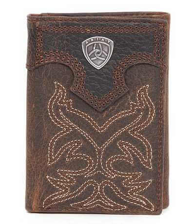 Ariat Embroidered Wallet